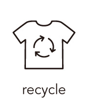 リサイクル素材